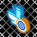 Toilet Bacteria Bowl Icon