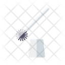 Toilet Brush Brush Cleaning Brush Icon
