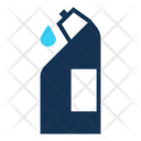 Disinfectant Disinfection Bottle Icon