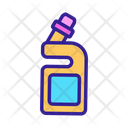 Toilet Hygiene Bottle Icon