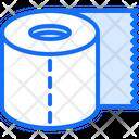 Paper Bathroom Hygiene Icon