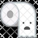 Toilet Paper Paper Tissue Paper Icon