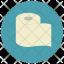 Toilet Paper Tissue Icon