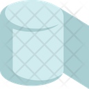 Toilet Paper Restroom Tissue Roll Icon