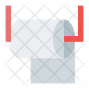 Toilet Paper Healtcare Cleaning Icon