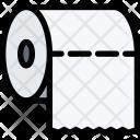 Toilet Paper Plumber Icon