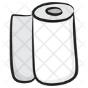 Cleaning Paper Toilet Paper Bathroom Tissue Icon