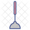 Toilet plunger Icon