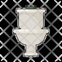 Commode Flush Flushing Icon
