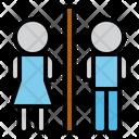 Toilet Sign Icon