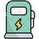 Electric Station Energy Power Station Icon