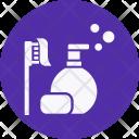 Toiletries Soap Shampoo Icon