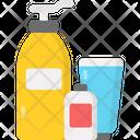 Toiletries Soap Handwash Icon