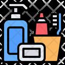 Toiletries Toilet Soap Icon