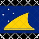 Flag Country Tokelau Icon