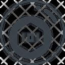 Token In Bubble Icon