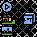 Tokenisation Icon