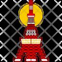Japan Illustration Vector Icon
