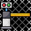 Toll Road Icon