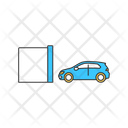 Toll Tunnel Icon