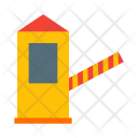 Tollbooth Icon