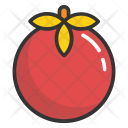 Tomato Vegetable Food Icon