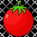 Tomato Berry Vegetable Icon