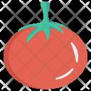 Tomato Vegetable Ketchup Icon
