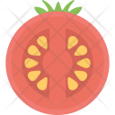 Tomatoes Vegetable Healthy Icon