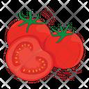 Tomato Fruit Fresh Icon