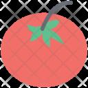 Tomato Edible Fruit Icon