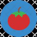 Tomato Fruit Healthy Icon