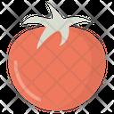 Tomato Fruit Healthy Food Icon