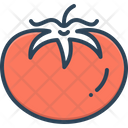 Tomato Bunch Food Icon