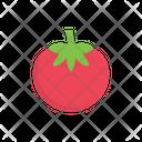 Tomato Ketchup Food Icon