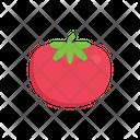 Tomato Ketchup Vegetable Icon