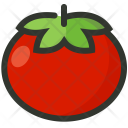 Tomato Vegetable Salad Icon