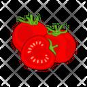 Tomato Fruit Organic Icon