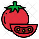 Tomato Vegan Healthy Icon