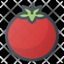 Tomato Vegetable Fruit Icon