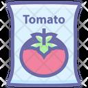 Tomato Pack Tomato Sack Tomato Bag Icon