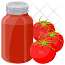 Ketchup Tomato Puree Tomato Paste Icon
