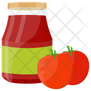 Tomato Ketchup Tomato Puree Tomato Paste Icon