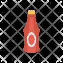 Tomato Ketchup Sauce Icon
