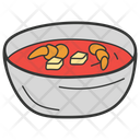 Soup Chinese Cuisine Tomato Soup Healthy Food Icon