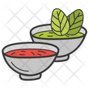 Mexican Food Mexican Dish Vegetable Soup Icon