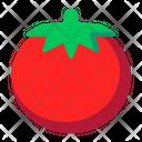 Tomatoes Vegetable Vegetarian Icon