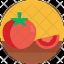 Salad Tomatoes Vegetarian Icon