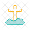 Tombstone Rip Grave Icon