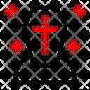 Tombstone Dead Graveyard Icon